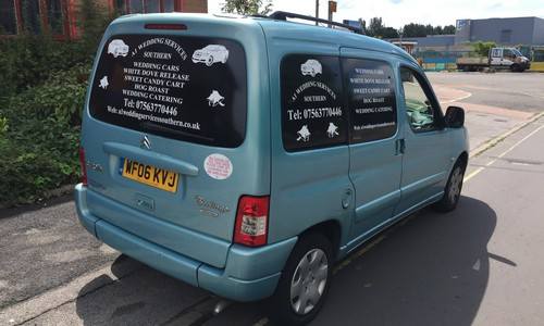 AFab Signs - Vehicle and Car Signwriters